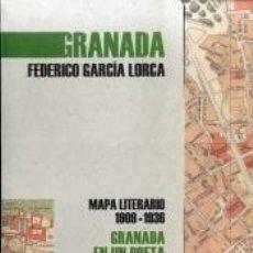Libros: GRANADA EN UN POETA. Lote 287478763