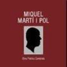 Libros: OBRA COMPLETA IV.. Lote 288867818