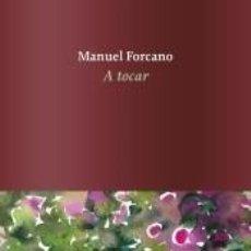 Libros: A TOCAR. Lote 289468328