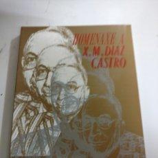 Libros: HOMENAXE A XOSE MARÍA DÍAZ CASTRO 1987.ASOCIACION CULTURAL XERMOLOS LUGO. Lote 293730873