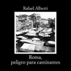 Libros: ROMA, PELIGRO PARA CAMINANTES. Lote 293766628