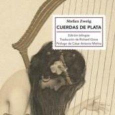 Libros: CUERDAS DE PLATA. Lote 294168918