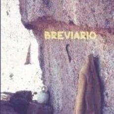 Libros: BREVIARIO. Lote 295017853