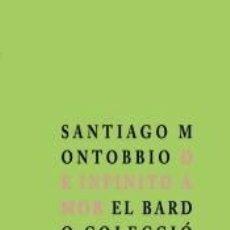 Libros: DE INFINITO AMOR. Lote 295630928