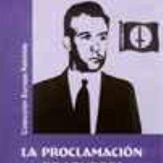 Libros: LA PROCLAMACIÓN DE LONDRES DEL FRENTE DE LIBERACIÓN EUROPEO POR FRANCIS PARKER YOCKEY GASTOS GRATIS. Lote 180405646