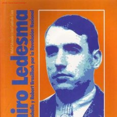 Libri: RAMIRO LEDESMA, PIERRE DRIEU LA ROCHELLE Y ROBERT BRASILLACH POR LA REVOLUCIÓN NACIONAL-ENR. Lote 192040020