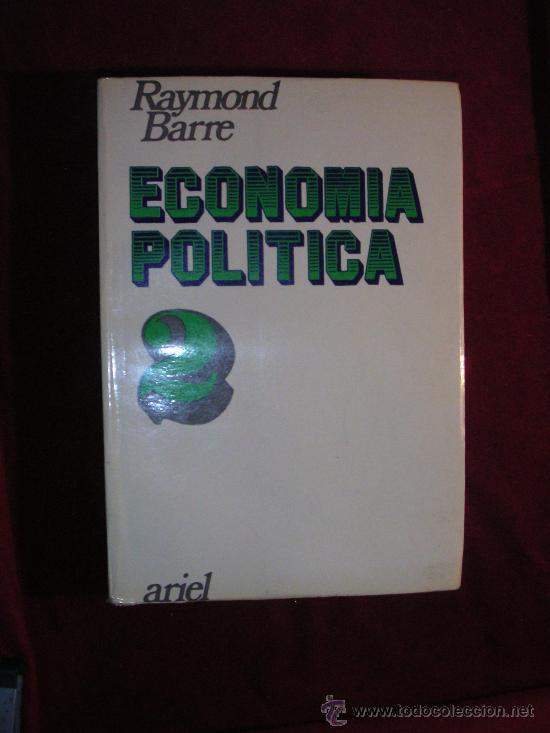 ECONOMÍA POLÍTICA (Libros Nuevos - Humanidades - Política)