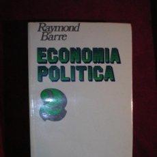 Libros: ECONOMÍA POLÍTICA. Lote 26732135