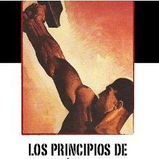 Libros: LOS PRINCIPIOS DE LA ACCIÓN FASCISTA POR MICHEL SCHNEIDER GASTOS DE ENVIO GRATIS. Lote 25058975