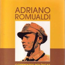 Libri: CORRIENTES POLÍTICAS E IDEOLÓGICAS DEL NACIONALISMO ALEMÁN GASTOS DE ENVIO GRATIS. Lote 75861790