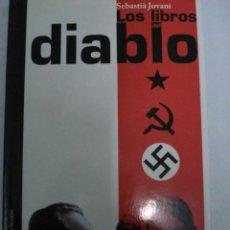 Libros: LOS LIBROS DEL DIABLO. SEBASTIA JOVANI.. Lote 51024891