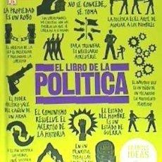 Libros: EL LIBRO DE LA POLÍTICA. Lote 74062263