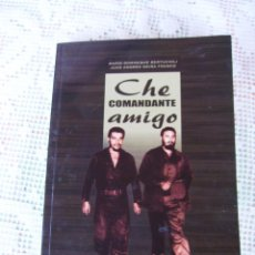 Libros: **LIBRO,----CHE COMANDANTE AMIGO----23 X 15 X 2 CM) 330BPAG.. Lote 83655392