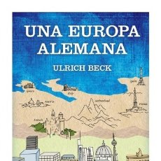 Libros: LA EUROPA ALEMANA PAIDOS IBERICA S.A.-493 ; 7509. Lote 93042305