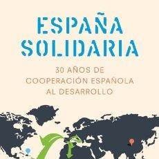 Libros: ESPAÑA SOLIDARIA GESTIóN 2000. Lote 103681566