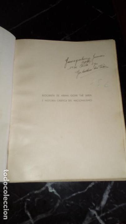 Libros: Jemein y Lanbarri. Nacionalismo vasco. Sabino Arana. - Foto 3 - 130593522