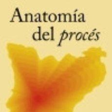 Libros: ANATOMIA DEL PROCES. Lote 132357561