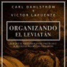 Libros: ORGANIZANDO EL LEVIATÁN. Lote 132385630