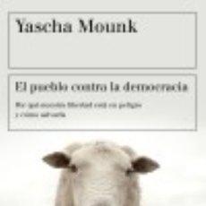 Libros: EL PUEBLO CONTRA LA DEMOCRACIA. Lote 132547047