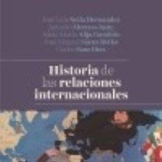 Libros: HISTORIA DE LAS RELACIONES INTERNACIONALES. Lote 132564257