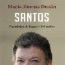 Libros: SANTOS. Lote 132999290