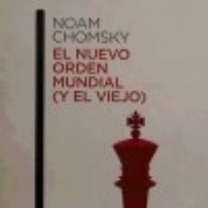 Libros: EL NUEVO ORDEN MUNDIAL: (Y EL VIEJO). Lote 133305185