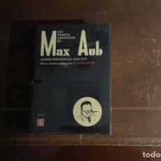Libros: LOS TIEMPOS MEXICANOS DE MAX AUB, LEGADO PERIODÍSTICO 1943-1972. Lote 136338874