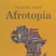 Libros: AFROTOPÍA. Lote 139524680