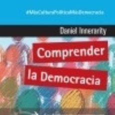 Libros: COMPRENDER LA DEMOCRACIA. Lote 140366936