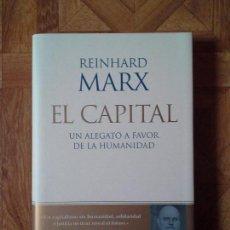 Libros: REINHARD MARX - EL CAPITAL. Lote 141869738