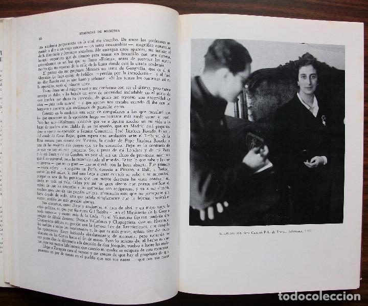 Libros: MEMORIAS DE MEMORIA. DESCIFRE VUECENCIA PERSONALMENTE. J.A. GIMENEZ-ARNAU. - Foto 2 - 147023862