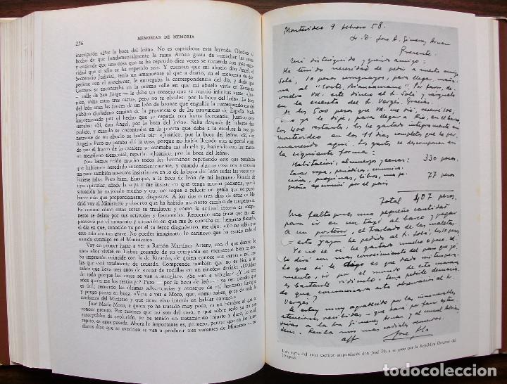Libros: MEMORIAS DE MEMORIA. DESCIFRE VUECENCIA PERSONALMENTE. J.A. GIMENEZ-ARNAU. - Foto 3 - 147023862