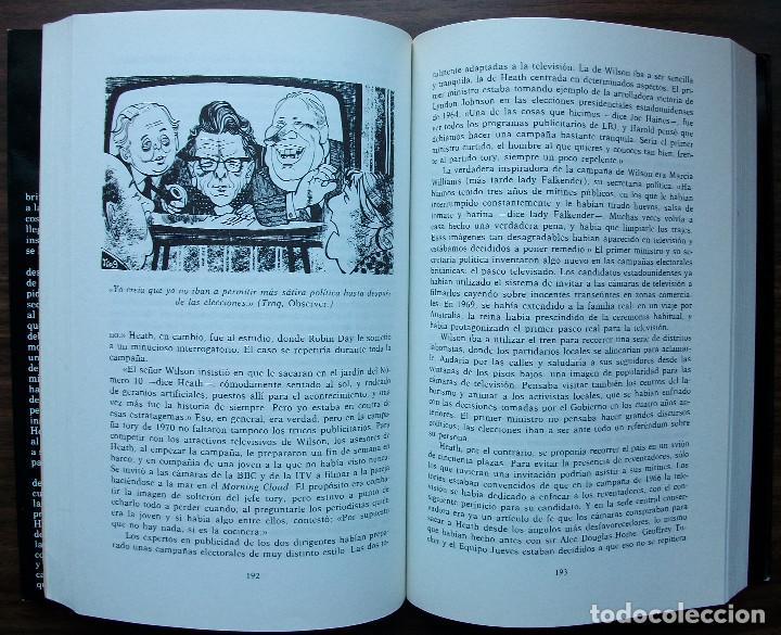 Libros: LA TELEVISION INGLESA Y LOS PRIMEROS MINISTROS. MICHAEL COCKERELL. - Foto 2 - 147533246