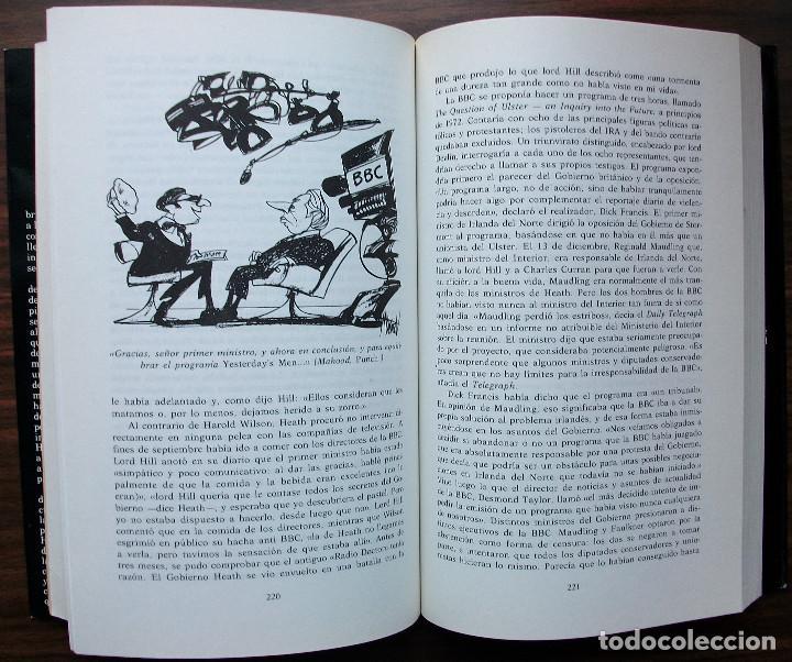Libros: LA TELEVISION INGLESA Y LOS PRIMEROS MINISTROS. MICHAEL COCKERELL. - Foto 3 - 147533246