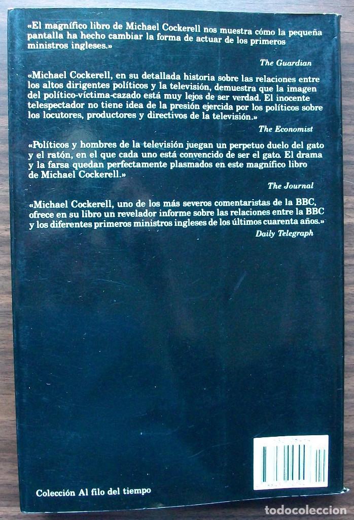 Libros: LA TELEVISION INGLESA Y LOS PRIMEROS MINISTROS. MICHAEL COCKERELL. - Foto 4 - 147533246