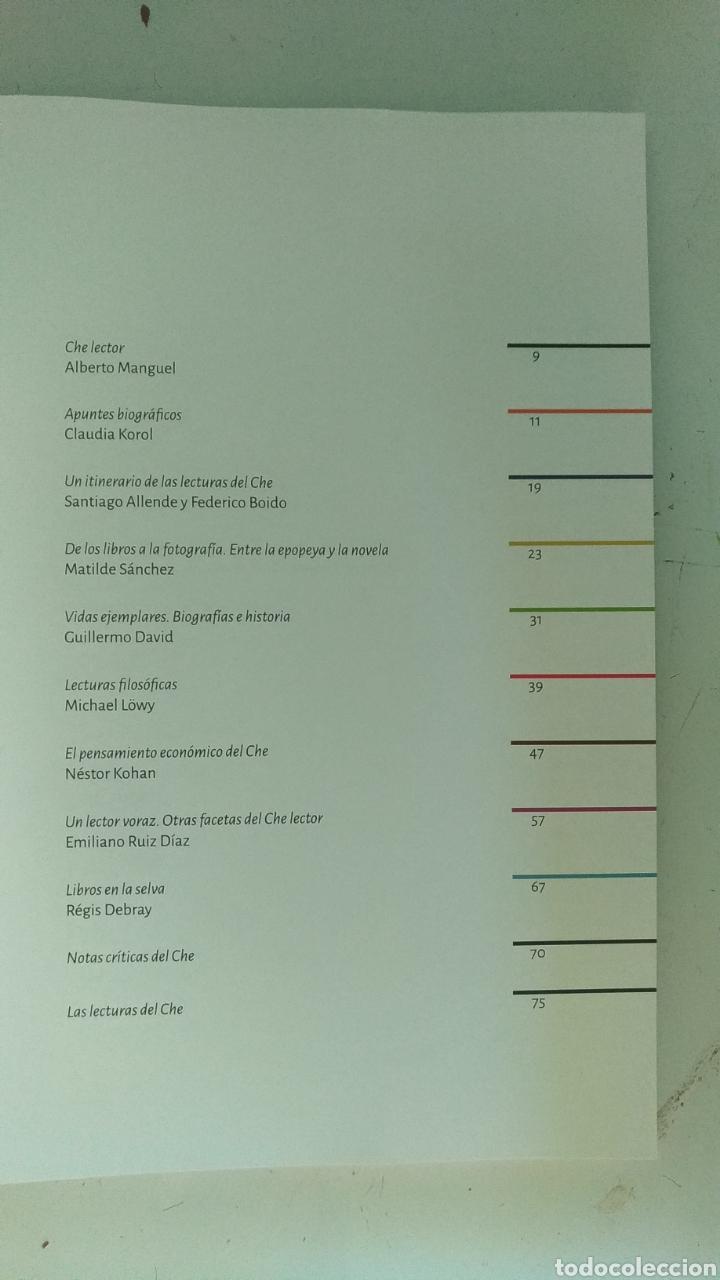 Libros: CHE LECTOR (CHE GUEVARA) BIBLIOTECA NACIONAL - ARGENTINA - 2017 - PARA COLECCIONISTAS - Foto 2 - 157936749