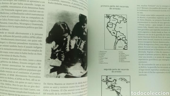 Libros: CHE LECTOR (CHE GUEVARA) BIBLIOTECA NACIONAL - ARGENTINA - 2017 - PARA COLECCIONISTAS - Foto 5 - 157936749