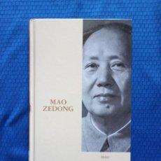 Libros: MAO LIBRO NUEVO TAPA DURA BIBLIOTECA ABC BIOGRAFÍA. Lote 165634262