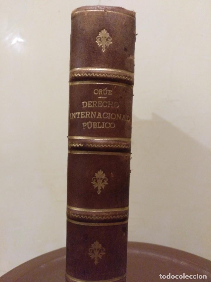 DERECHO INTERNACIONAL PUBLICO 1934 (Libros Nuevos - Humanidades - Política)