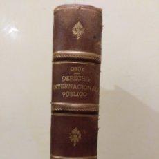 Libros: DERECHO INTERNACIONAL PUBLICO 1934. Lote 175553579