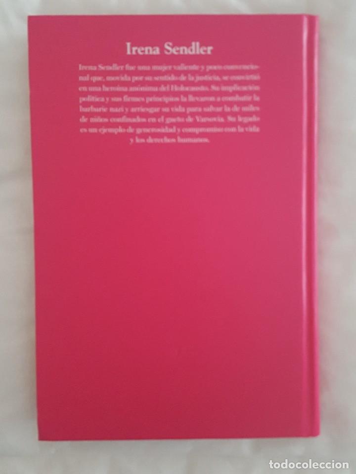Libros: LIBRO / IRENA SENDLER, RBA 2019 - Foto 2 - 179207527