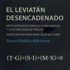 Libros: LEVIATAN DESENCADENADO,EL. Lote 179247986