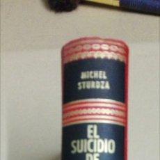 Libros: EL SUICIDIO DE EUROPA......1960. Lote 179331357