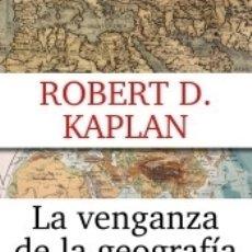 Libros: LA VENGANZA DE LA GEOGRAFIA. Lote 180224017