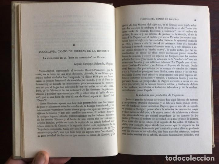 Libros: También esto es Europa. De Antón Zischka.1961 Con 12 capitulos sobre el comunismo en la vieja Europa - Foto 3 - 181509373