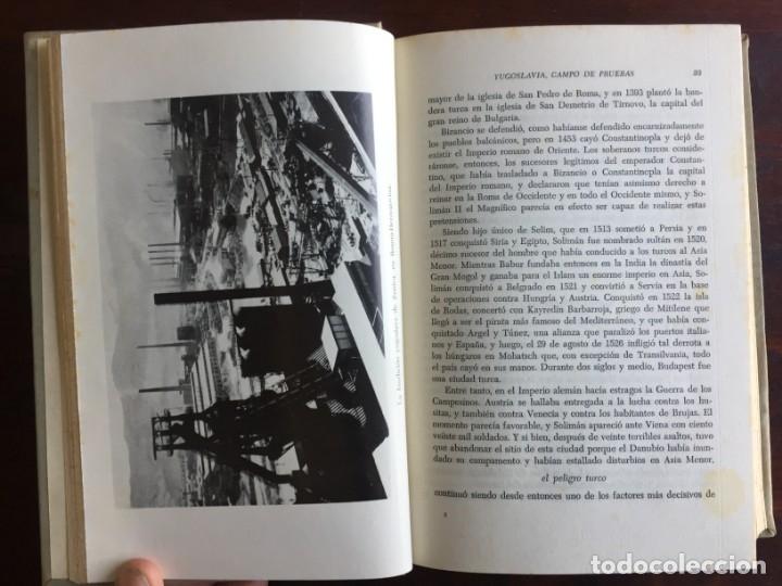 Libros: También esto es Europa. De Antón Zischka.1961 Con 12 capitulos sobre el comunismo en la vieja Europa - Foto 4 - 181509373