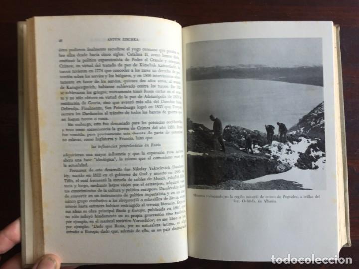 Libros: También esto es Europa. De Antón Zischka.1961 Con 12 capitulos sobre el comunismo en la vieja Europa - Foto 5 - 181509373