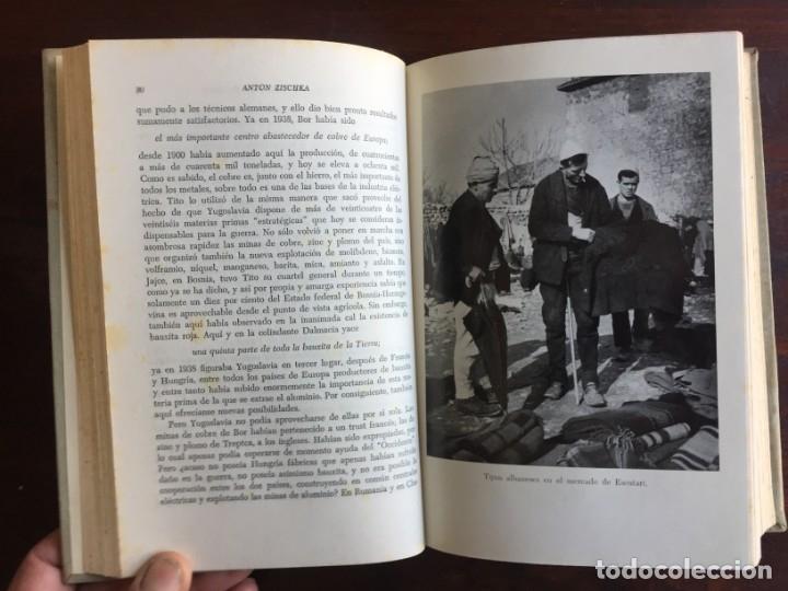 Libros: También esto es Europa. De Antón Zischka.1961 Con 12 capitulos sobre el comunismo en la vieja Europa - Foto 6 - 181509373
