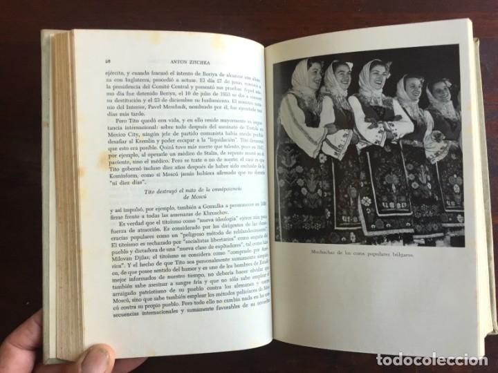 Libros: También esto es Europa. De Antón Zischka.1961 Con 12 capitulos sobre el comunismo en la vieja Europa - Foto 7 - 181509373