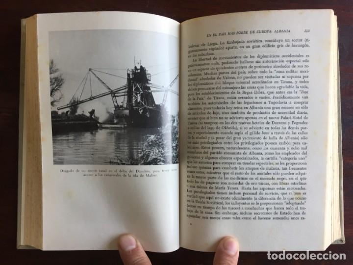 Libros: También esto es Europa. De Antón Zischka.1961 Con 12 capitulos sobre el comunismo en la vieja Europa - Foto 8 - 181509373
